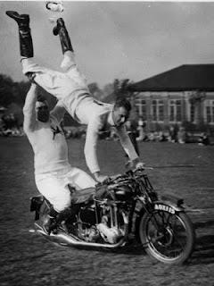 motorcycle-gymkhana